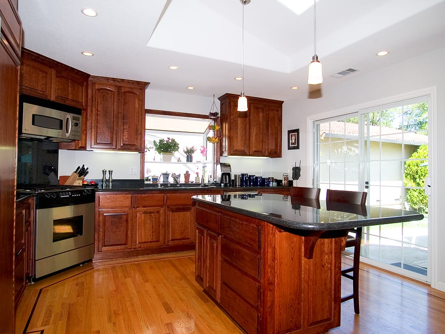 Modern Kitchen in Portland