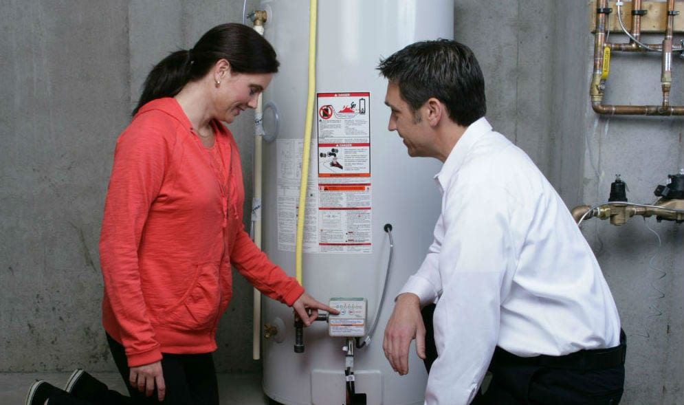 water heater replacement in Portland