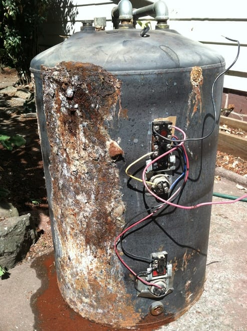 Portland Water Heater Replacement