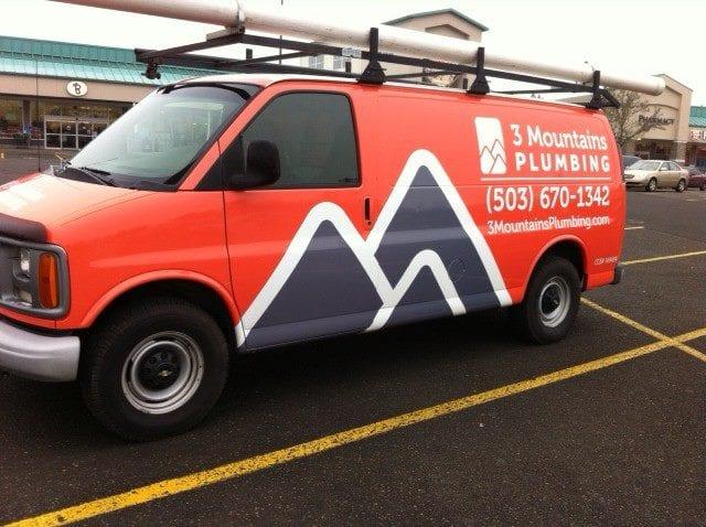 3 mountains plumbing in Portland