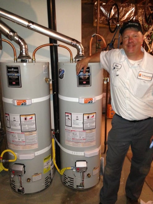 dual-water-heater-installation Service in Portland with 3 Mountains Plumbing