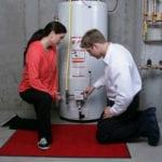 water heater in portland